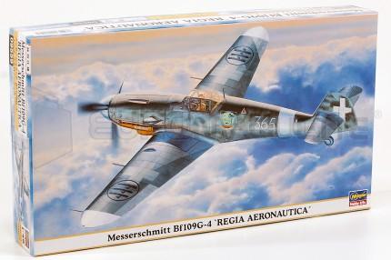 Hasegawa - Me 109 G4 Italian