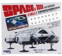 Mpc - Cosmos 1999 Eagle rétrofusées alu