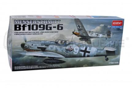 Academy - Bf-109 G (12467)