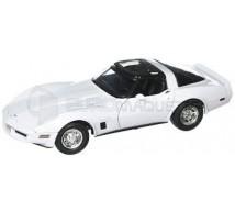 Welly - Corvette 1982