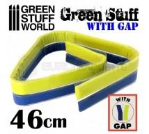Green stuff world - Green stuff with gap 18 inches