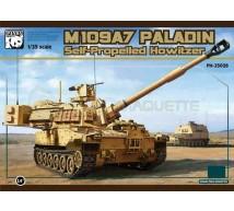 Panda model - M109A7 Paladin