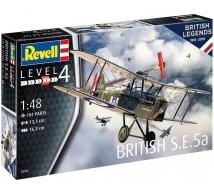 Revell - SE.5a 100th RAF (Ex Eduard)