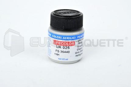 Life Color - Gris mouette mat FS36440 UA025 (pot 22ml)