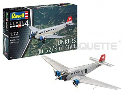 Revell - Ju-52 Civil