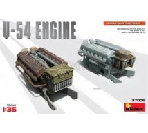 Miniart - V54 engine