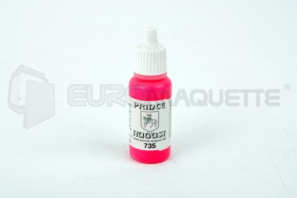 Prince August - Magenta fluo 735 (pot 17ml)