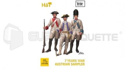 Hat - Austrian Sampler 7 years war