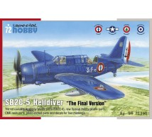 Special hobby - SB2C-5 Helldiver Late & French version
