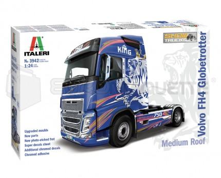Italeri - Volvo FH4 Medium roof