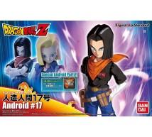 Bandai - DBZ android 17 (0215638)