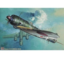 Hasegawa - Ki-43 II Oscar