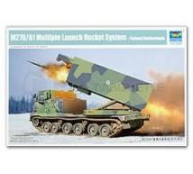 Trumpeter - M270/A1 MLRS Finland