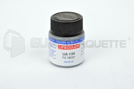 Life Color - Dark gull grey FS16231 UA135 (pot 22ml)