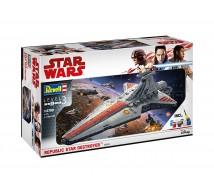 Revell - Republic star Destroyer 1/2700