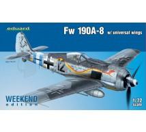 Eduard - Fw-190 A-8 & universal wings (WE)