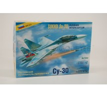 Zvezda - Sukhoi Su30