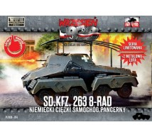 First to fight - SdKfz 263 8Rad