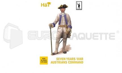 Hat - Austrians Command 7 years war