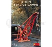 Miniart - 3 Ton service crane