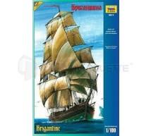 Zvezda - Brigantine anglaise 1.100