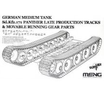 Meng - Panther runnig gear parts (Meng)