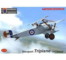 Kp - Nieuport Triplan RFC/RNAS WWI