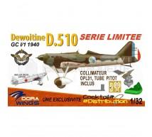 Dora wings - D-510/J GCI/1 Armee de l'Air 1940 (LE)