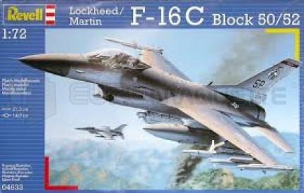 Revell - F-16C Block 50/52