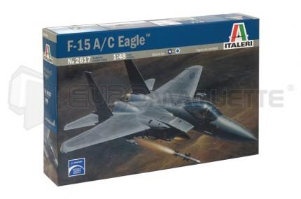 Italeri - F-15C Eagle