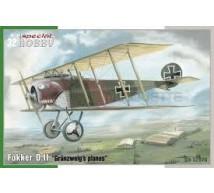 Special hobby - Fokker D II