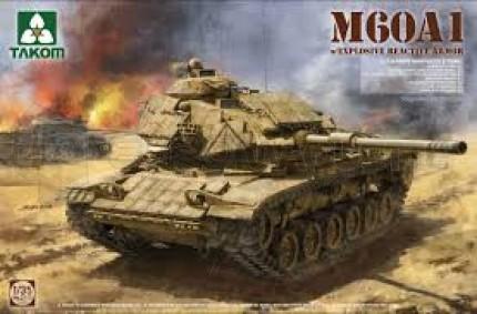 Takom - M60A1 & ERA