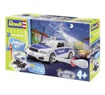 Revell - Junior Kit police car
