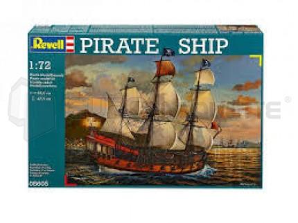 Revell - Bateau Pirate 1/72