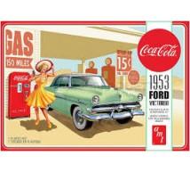 Amt - Ford Victoria 1953 & Coca machine