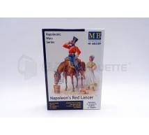 Master box - Napoleon's Red Lancer