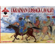 Red box - Ukrainian Cossack Cavalry (Set 2)