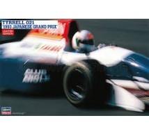 Hasegawa - Tyrrell 021 Japan GP 1993