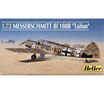 Heller - Messerschmit Bf 108