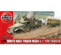 Airfix - M3 Half track