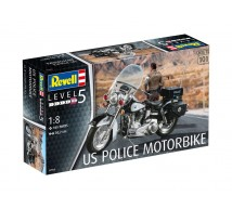 Revell - Moto US Police