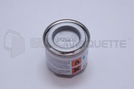 Humbrol - aluminium mat 27001
