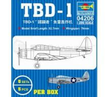 Trumpeter - TBD-1 Devastator 1/200 (x5)