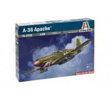 Italeri - A-36 Apache