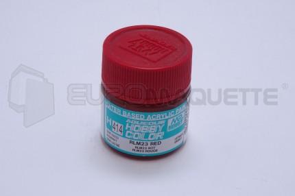 Gunze Sangyo - Rouge RLM 23 H414 (pot 10ml)