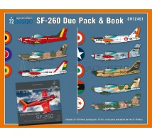 Special hobby - Combo SF-260 & Book D Hawkins