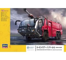 Hasegawa - Panther 6x6 Airport Fire truck
