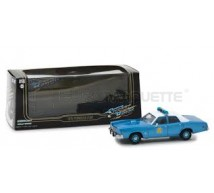 Greenlight - Plymouth Fury Police Smokey & Bandit