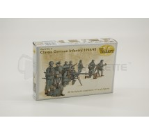 Valiant Miniatures - Soldats Allemands 1944
