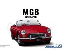 Aoshima - MGB Mk 2 1968